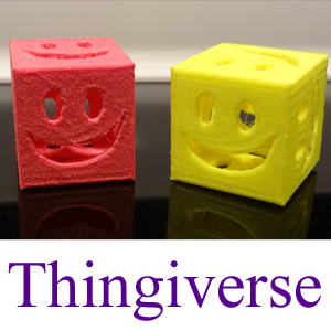 Thingiverse Model: The Happy Box