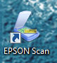 Upon Clicking the EPSON Scan Application Icon.