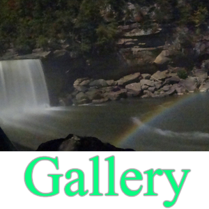 The Cumberland Falls Moonbow