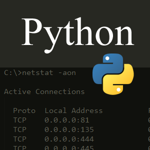 Using Python to Make Windows Port Mapping Useful