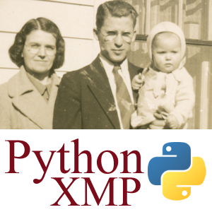 Using Python to Get XMP Faces From Picasa Tagged Images